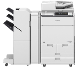 Canon iR C7580i photo copier